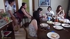 Chinese couple in lockdown